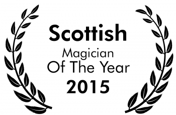 Scottish magician of the year 2015